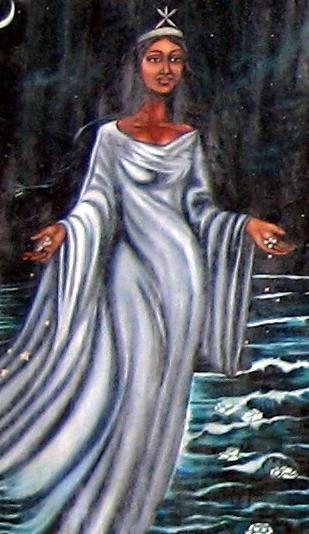 Goddess Yemaya