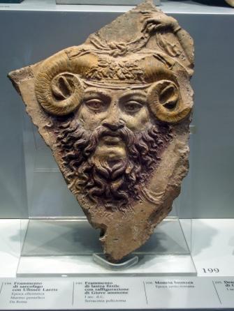Museo_Barracco_-_Giove_Ammone_1010637
