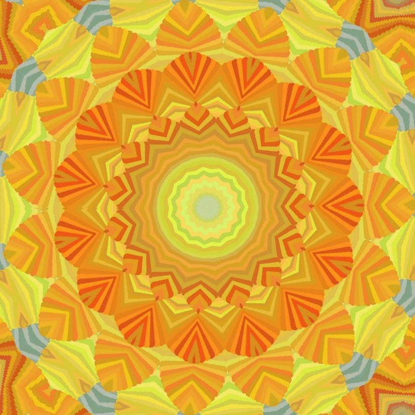 Sun Mandala Ritual
